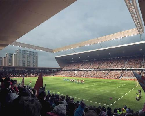 'History is made' as Luton secures planning permission for stadium