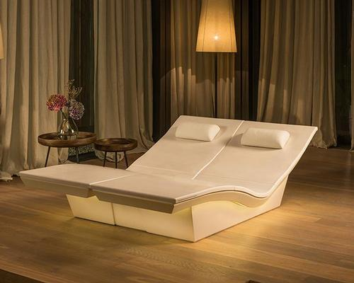 A spa lounger made for two: Sommerhuber launches the DUO Lounger