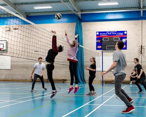 Those securing funding for the next two years include Volleyball England