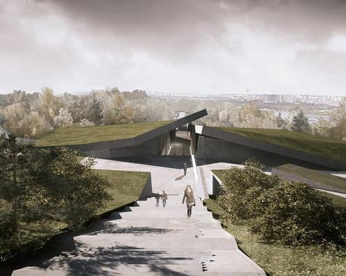 Kiev's Museum of the Great Famine: design renderings revealed