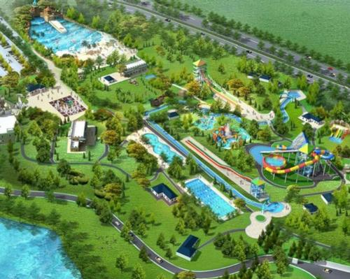 Happy Island Waterpark has opened for a two-month pre-launch