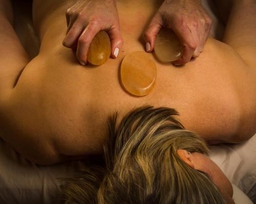 The Spa at Cliff House uses Saltability's pure Himalayan salt stones in its adaptable, seasonal treatments