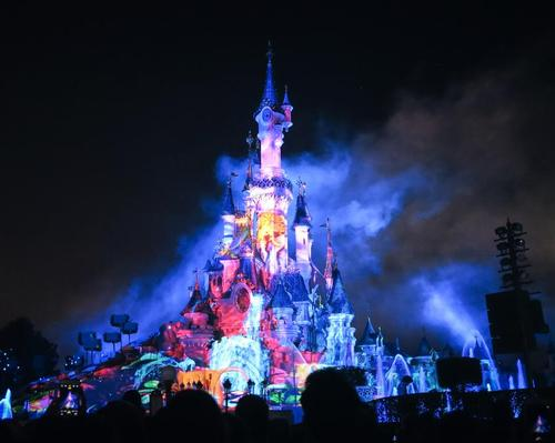 New wireless system adds to the magic at Disneyland Paris