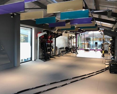 Anytime Fitness begins roll-out of new club design