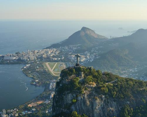 The Brazilian city, famous for its iconic Christ the Redeemer colossus, is home to more than 6.3 million people. / Photo by Raphael Nogueira, courtesy of Unsplash