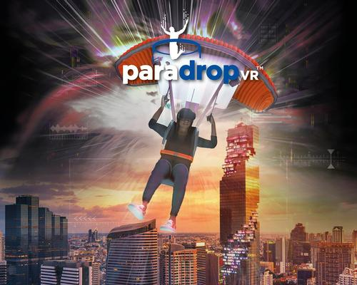 ParadropVR to open City Flyer attraction in Bangkok's King Power Mahanakhon