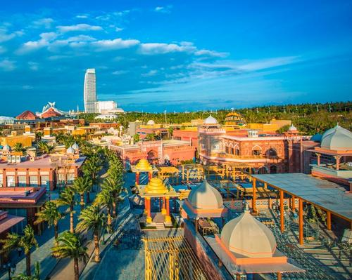 Sanya Haichang Fantasy Town is located in the centre of Sanya's Haitang Bay and features 13 major attractions