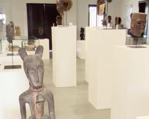 World Leisure Jobs - African Circle Museum opens in Congo