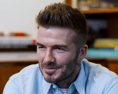 Beckham has taken a 10 per cent stake in the National League club / Salford City FC
