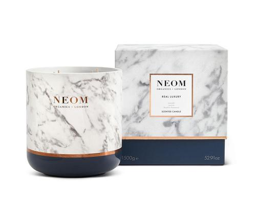 Neom Organics launches luxury candles
