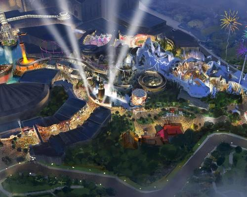 Originally scheduled to open in 2016, the park's development was expected to cost US$300m (€264.4m, £229m) and feature Fox IPs