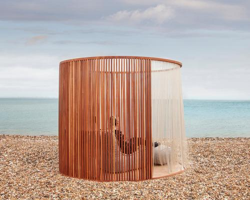 Inhere meditation pods create 'natural organic space for calm'