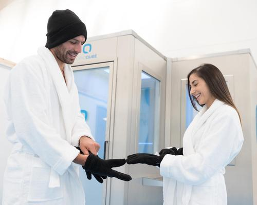 Quantum Cryotherapy launches full-body cryotherapy chamber