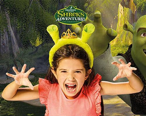 Picsolve's green screen and Experience Wall technology will be rolled out at Merlin Entertainment's London attractions including Shrek's Adventure! London