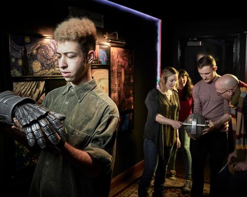 Doctor Who escape room to open in Oxford