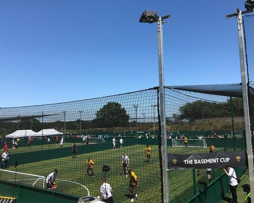 PlayCam launches at Trent Park Football