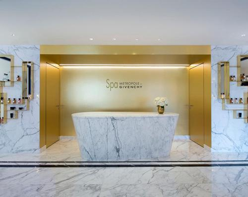 Spa Metropole by Givenchy in Monte Carlo is the first Givenchy spa in Monaco and its third in Europe