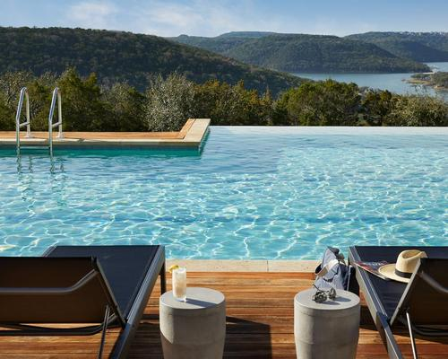 Set on 220 acres in Texas Hill Country overlooking Lake Travis, Miraval Austin was previously the Travaasa Austin Resort