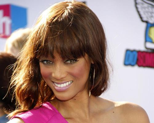 """Banks, who presents the popular television show America's Next Top Model, has said her aim with the attraction is to celebrate everybody's """"own unique beauty"""""""