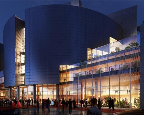 Construction on the cultural landmark is slated to begin later this year. / Courtesy of Henning Larsen