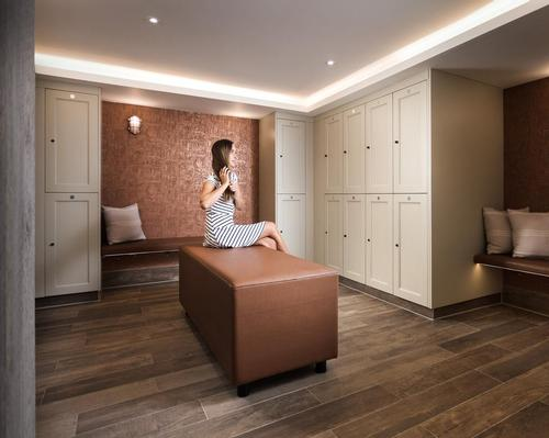 Crown Sports Lockers upgrades facilities at St Michaels destination spa