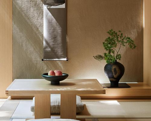 Each of Aman Kyoto's 24 guest rooms and two villas is a contemporary reimagining of the traditional ryokan
