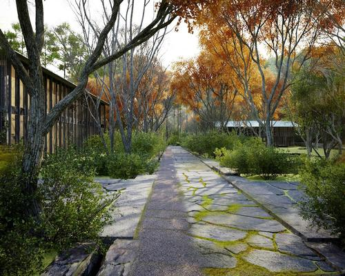 The resort will be brought into being by Kerry Hill Architects, who designed both Aman Tokyo and Amanemu