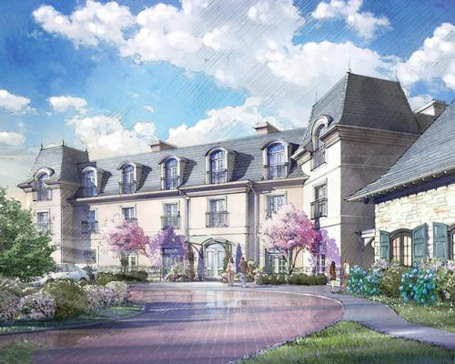 Based on the Mirbeau philosophy of balancing life with wellness and indulgence, the Mirbeau Inn & Spa Rhinebeck will be designed by Arrowstreet Architecture and Design in a style reminiscent of an old-world chic Parisian Hotel
