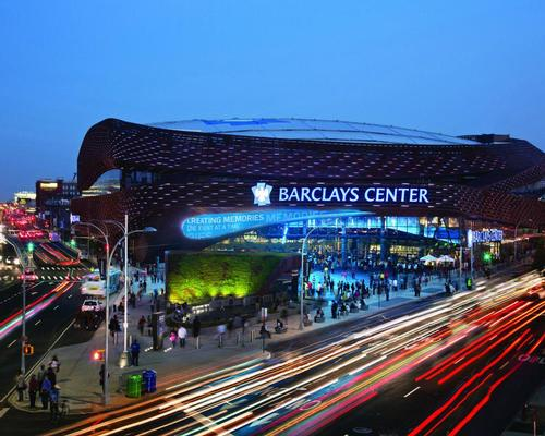 The Barclays Center in New York will be operated by the new company, ASM Global