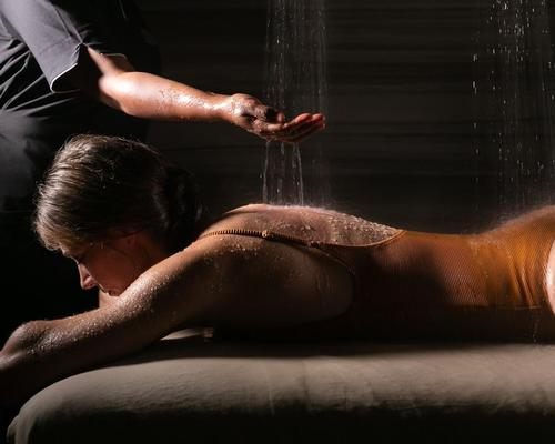 The spa features 28 treatment areas including one Watsu therapy pool; two couples treatment rooms; three wet treatment rooms, including a Vichy shower; five facial rooms; and 13 massage rooms