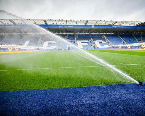 Toro transforms pitch at Leicester City FC