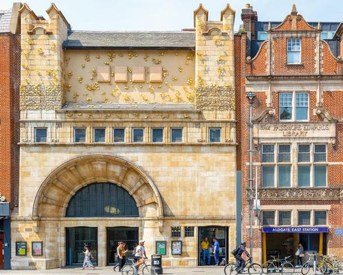 The Whitechapel Gallery, London – one of ACE's MPMs / Shutterstock.com