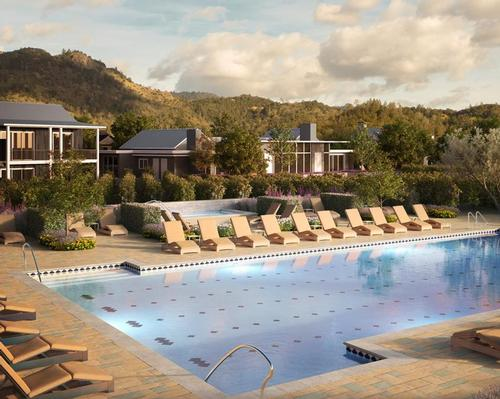Calistoga mud, grape seeds and olive oil: new details revealed for Four Seasons' upcoming Napa Valley spa
