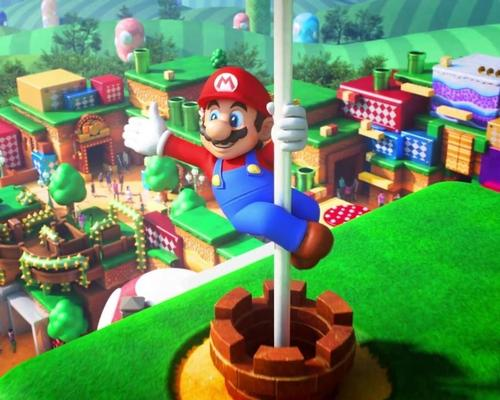 Super Nintendo World project remains on course, according to Nintendo's Miyamoto