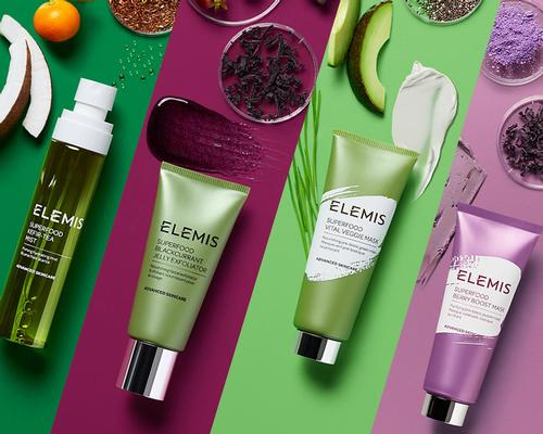 The new additions are billed as 'a balanced skincare plan to awaken a healthy, vibrant and outdoor-fresh look'