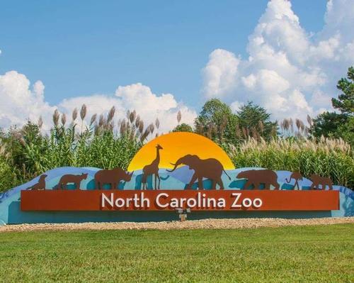 North Carolina Zoo has 500 developed acres of land