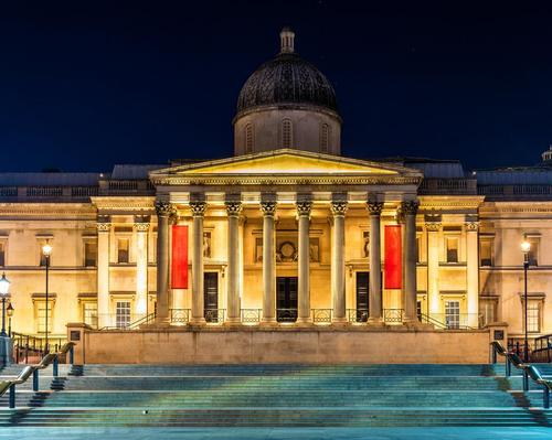 London's National Gallery in Trafalgar Square has international brand expansion plans