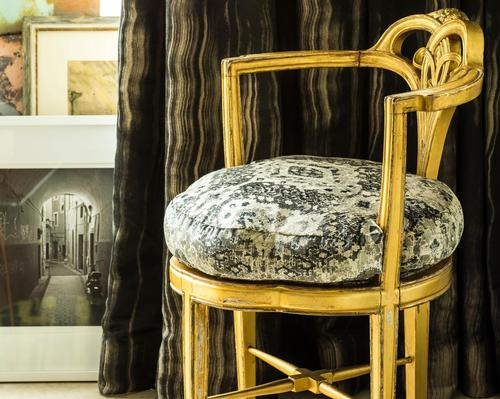 David Rockwell partners with Jim Thompson for dream-inspired fabric collection