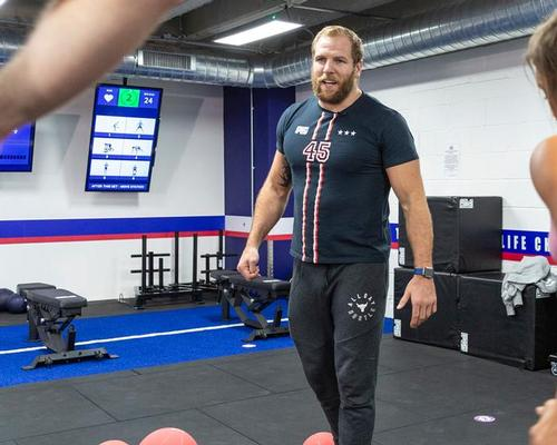 England rugby star James Haskell becomes fitness franchisee – opens F45 studio