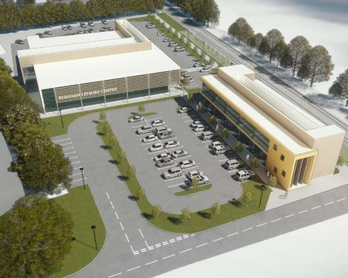 Plans for £20m Bingham leisure centre approved