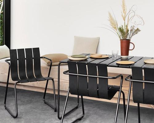 Mater partners with Ditzel family to create eco-friendly furniture using reclaimed plastic