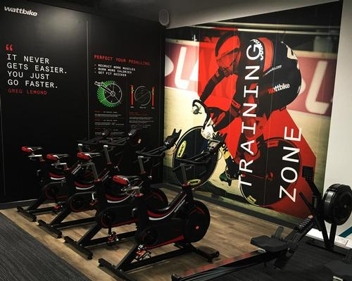 First dedicated Wattbike Zone opens at PureGym East Grinstead