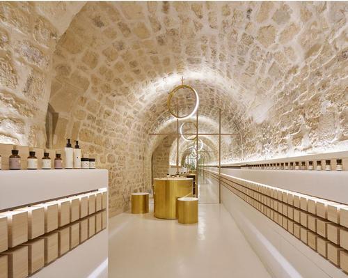 Japanese beauty house opens Paris salon