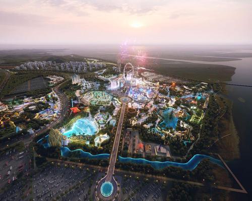US$4bn tourism complex in Korea will centre on huge K-pop theme park