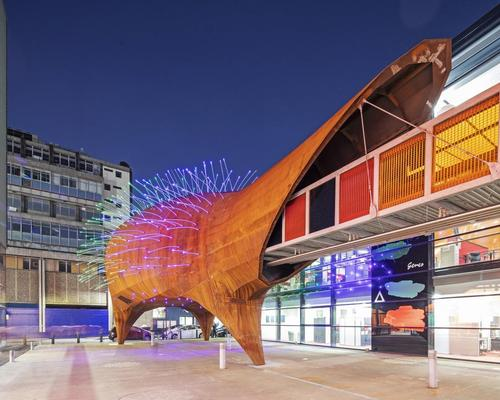 Aimed at children, Neuron Pod will host science workshops and events, including special events for visiting schools, and aims to increase the number of visitors to Centre of the Cell / Queen Mary University of London