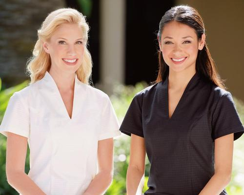 The benefits of organic cotton in luxury spa uniforms
