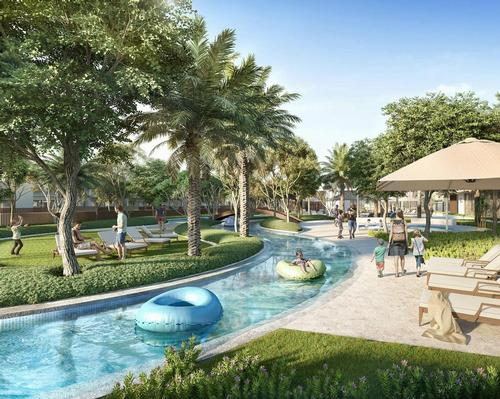 The residences will play host to multiple sports facilities, a lazy river, and a fitness centre.
