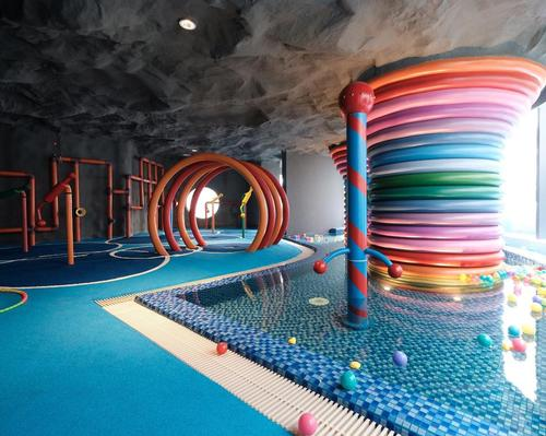 New hydrothermal children's spa opens in Jakarta