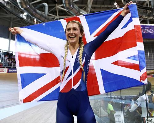 Laura Kenny: more sports clubs and different ability groups needed to get people active