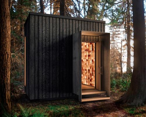 Similar to a Himalayan salt room, the WelPod is designed to neutralise harmful contaminants and stimulate physical and mental wellness.